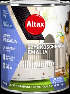 Emalia uniwersalna {Altax Emalia szybkoschnąca 250 ml}
