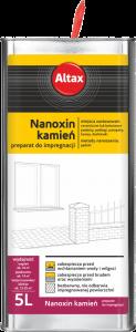 Impregnat do ochrony kamienia {Altax Nanoxin Kamień 5 l}