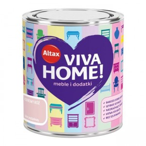 Emalia renowacyjna {Altax Viva Home 750 ml}
