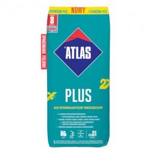 Klej wysokoelastyczny {ATLAS PLUS 25 kg}