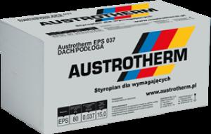 Styropian {Austrotherm EPS DACH/PODŁOGA 037 100 mm 3m2}