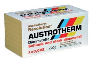 Styropian {Austrotherm RESOLUTION}