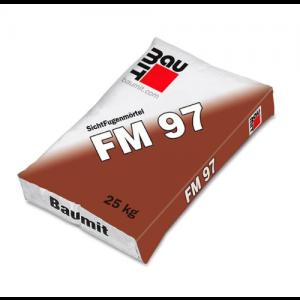 Zaprawa do fugowania muru licowego {Baumit FM 97 beżowo-biały 25kg}
