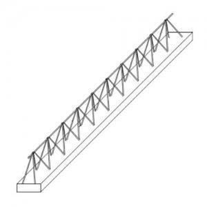 Belka stropowa {Konbet TERIVA 4 m}