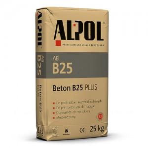 Beton {Alpol B25 PLUS 25 kg}