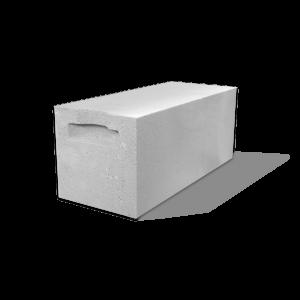 Bloczek beton komórkowy {H+H Bloczek Gold 3,0 – 500 590x120x240}