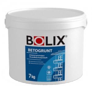 Preparat gruntujący do podłoży krytycznych {Bolix BETOGRUNT 7 kg}