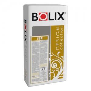 Tynk podkładowy do wykonywania efektu cegły {Bolix TBR 25 kg}