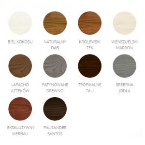 Lakierobejca żelowa na zewnątrz i do wewnątrz {Bondex Premium Wood Design 2,5l}
