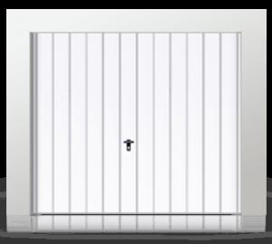 Brama garażowa wzór 4 {Wiśniowski Connect}
