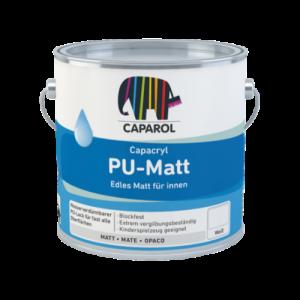 Lakier akrylowo-poliuretanowy {Caparol Capacryl PU-Matt 0,7l}