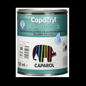 Lakier akrylowo-poliuretanowy {Caparol Capacryl PU-Matt 2,4l}