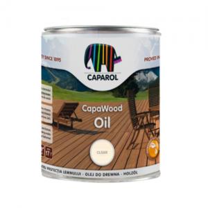 Olej do drewna {Caparol CapaWood Oil 0,750l}