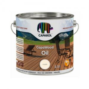 Olej do drewna {Caparol CapaWood Oil 2,5l}