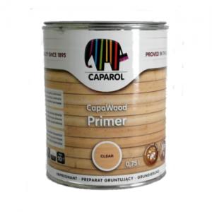 Lazura do drewna {Caparol CapaWood Performance 0,750l}