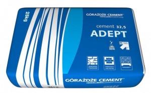 Cement {Górażdże Adept 32,5 25 kg}