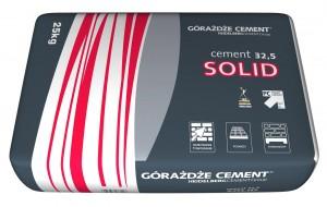 Cement {Górażdże Solid 32,5 25 kg}