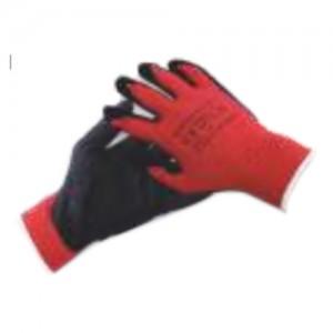 Rękawice nitrylowe piankowe GeckoGrip {CiretM}