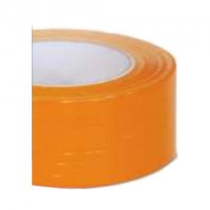 Taśma PE średniej grubosci wzmocniona siatką tkaninową {Ciret 25mx50mm}