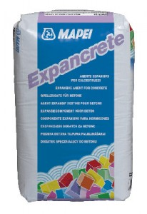 Domieszka do betonu {Mapei Expancrete 20 kg}