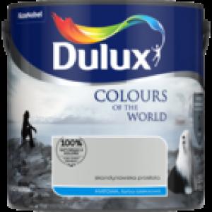 Farba lateksowa {Dulux Kolory Świata 5 l}