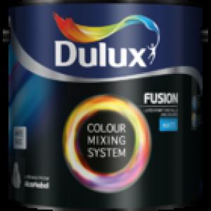 Farba lateksowa {Dulux z mieszalnika Fusion Matt 4,5 l}