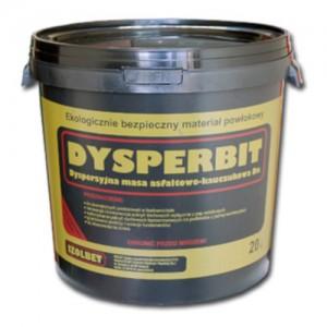 Dyspersyjna masa asfaltowo-kauczukowa {Izolbet DYSPERBIT 20 kg}