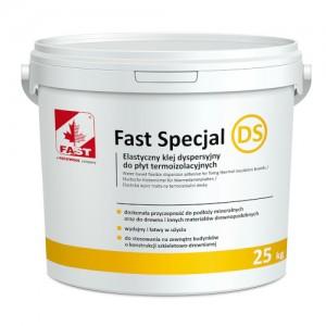Elastyczny klej dyspersyjny do płyt termoizolacyjnych {Fast SPECJAL DS 25 kg}