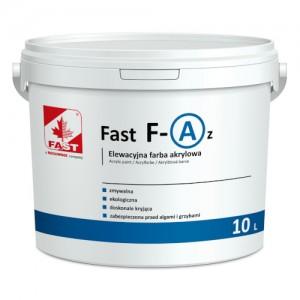 Farba akrylowa zewnętrzna {Fast F-AZ 4 l}