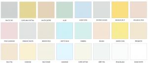 Farba ceramiczna odporna na plamy i płynne zabrudzenia {Dekoral Home&Style 0,03 l}