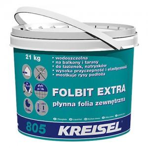 Folia płynna zewnętrzna {Kreisel FOLBIT EXTRA 805 20 kg}