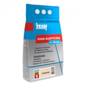 Fuga elastyczna {Knauf Flexfuge 2-10 mm 4 kg}