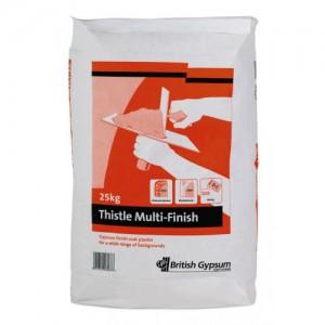 Gładź gipsowa {Rigips Thistle Multifinish 25 kg}