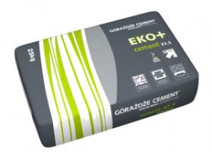 Cement {Górażdże EKO+ 32,5 25 kg}