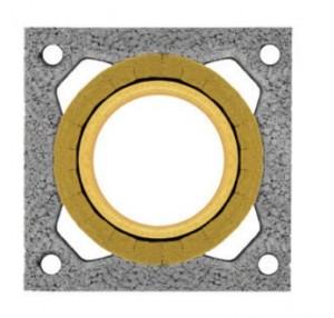 System kominowy {Hoch Uniwersal Niezależny S Ø 180 mm 5 m}