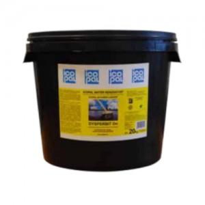 Dyspersyjna masa asfaltowo-kauczukowa {ICOPAL WATER RENOVATOR DYSPERBIT 10 kg}