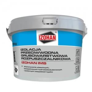 Izolacja przeciwwodna grubowarstwowa rozpuszczalnikowa {Izohan IMS 15 kg}