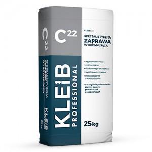 Specjalistyczna zaprawa wyrównująca {Kleib C22 25 kg}