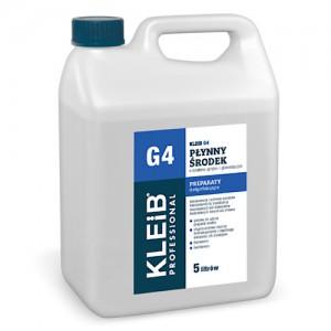 Płynny środek o działaniu grzybo- i glonobójczym {Kleib G4 5 l}