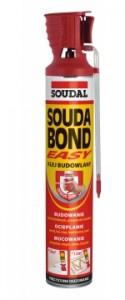 Klej budowlany {Soudal Soudabond Easy 750 ml}