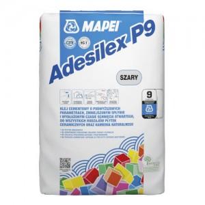 Klej do płytek {Mapei Adesilex P9 szary 25 kg}