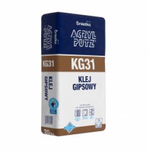 Klej gipsowy {Śnieżka Acryl-Putz KG 31 20 kg}