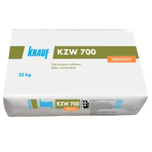 Klej zbrojony z włóknem {Knauf KZW 700 25 kg}