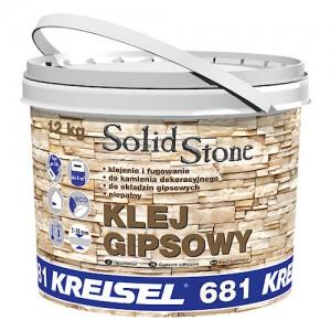 Klej do sztucznego kamienia gipsowego {Kreisel Klej gipsowy do kamienia 681 12 kg}