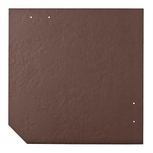 Płytki dachowe {Euronit krycie woszczynowe / pętelkowe 20×20 cm}