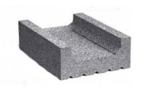 Kształtka wieńcowa {ZPB Kaczmarek typu C 300x240x100 mm}