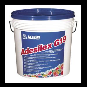 Dwuskładnikowy, odporny na wodę klej poliuretanowy {Mapei ADESILEX G19 5kg}