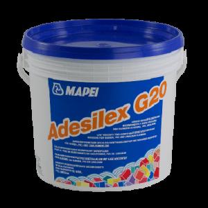Dwuskładnikowy, epoksydowo-poliuretanowy do wykładzin elastycznych {Mapei ADESILEX G20 5kg}