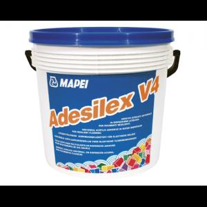 Uniwersalny klej akrylowy w dyspersji wodnej, do wykładzin elastycznych PVC {Mapei ADESILEX V4 1kg}