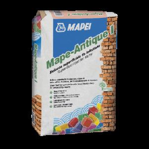 Bezcementowa kompozycja na bazie hydraulicznego spoiwa wapiennego {Mapei MAPE-ANTIQUE I-15 20kg}